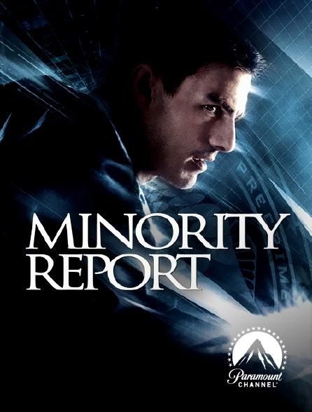 Paramount Channel - Minority Report