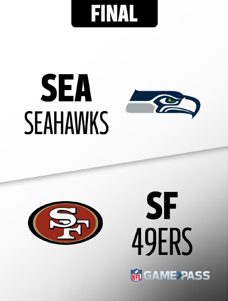 NFL 16 - Seahawks - 49ers en replay