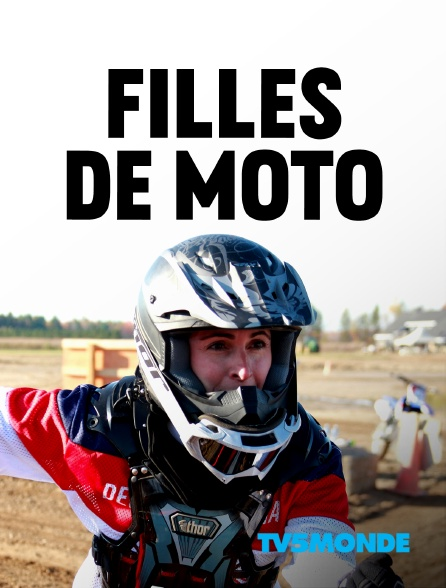 TV5MONDE - Filles de moto