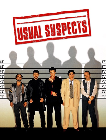 Usual Suspects En Streaming Molotov Tv