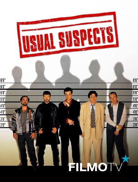 FilmoTV - Usual suspects
