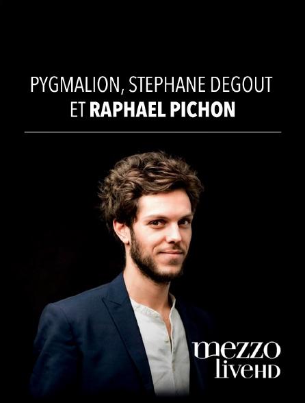 Mezzo Live HD - Pygmalion, Stéphane Degout et Raphaël Pichon