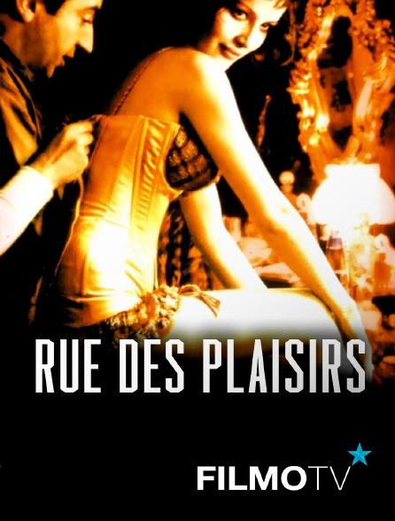 FilmoTV - Rue des plaisirs