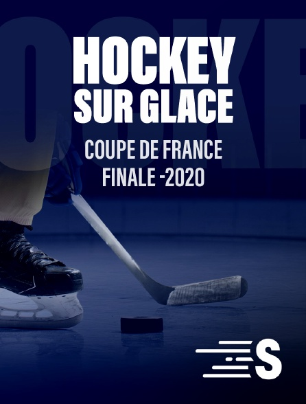Sport en France - Finales Coupe de France de Hockey sur Glace 2020