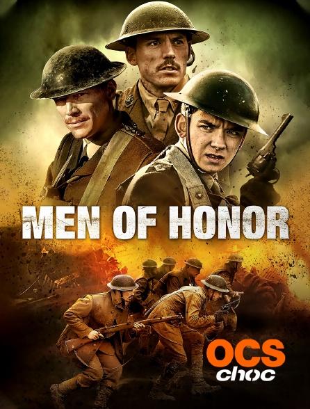 OCS Choc - Men of Honor