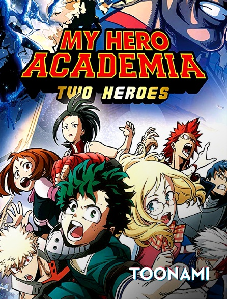 Toonami - My Hero Academia : Two Heroes