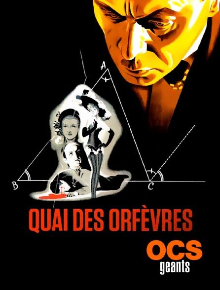 OCS Géants - Quai des Orfèvres