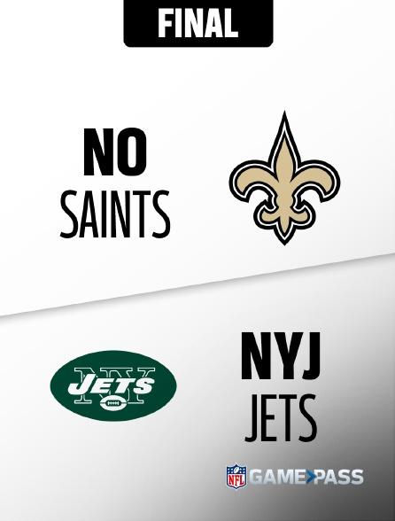 NFL 04 - Saints - Jets