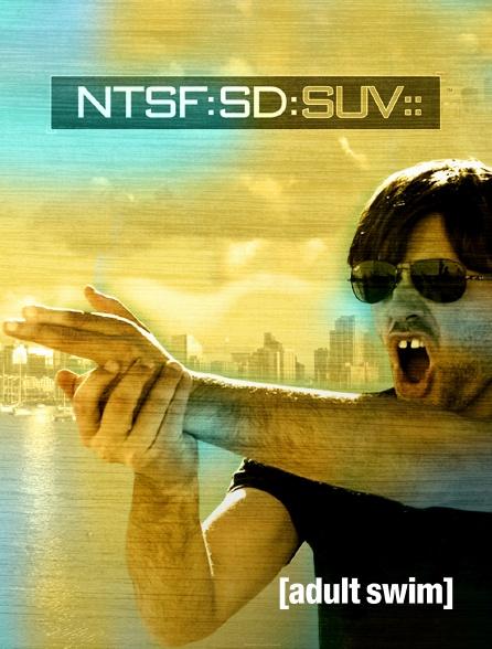 Adult Swim - NTSF:SD:SUV