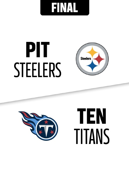 Steelers - Titans