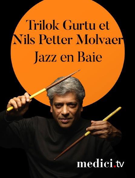 Medici - Trilok Gurtu et Nils Petter Molvaer en concert àJazz en Baie
