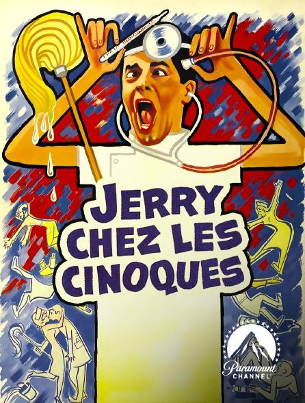 Paramount Channel - Jerry chez les cinoques