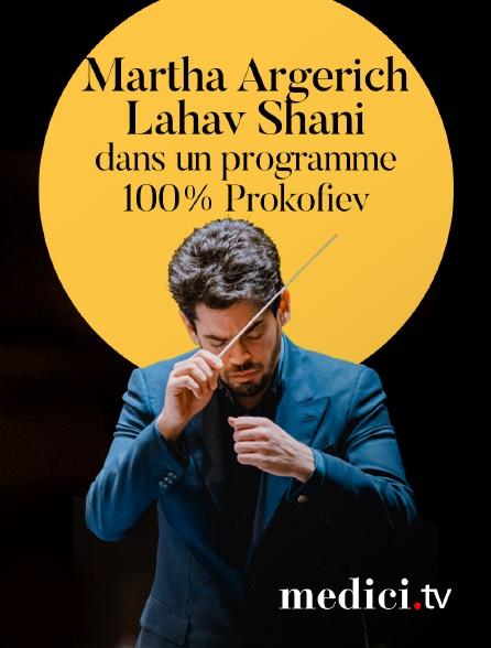 Medici - Martha Argerich et Lahav Shani dans un programme 100% Prokofiev : Symphonie n°1 et Concerto pour piano n°3 - Rotterdam Philharmonic Orchestra