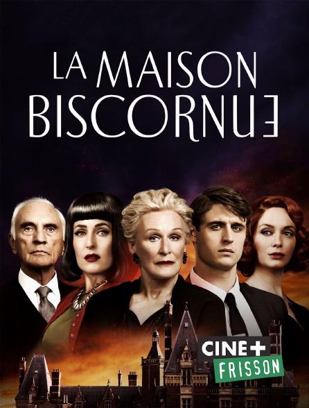 Ciné+ Frisson - La maison biscornue d'après Agatha Christie