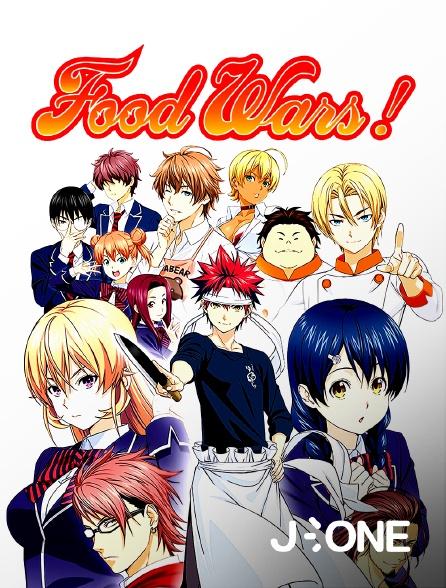J-One - Food Wars !