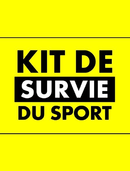 Le kit de survie du sport