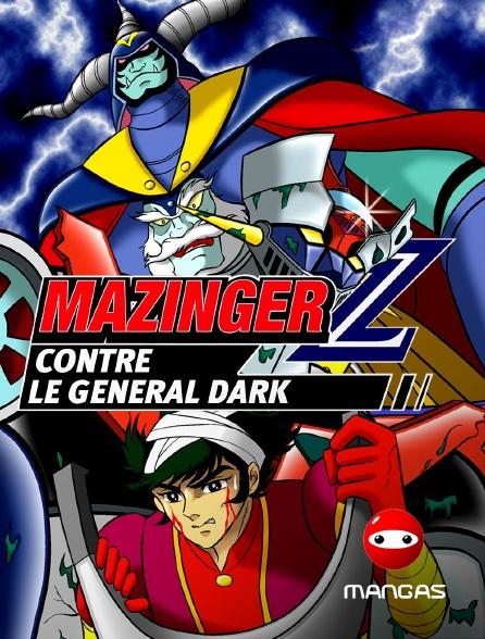 Mangas - Mazinger Z contre le Général Dark