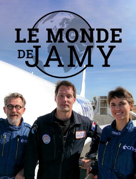 Le monde de Jamy avec Thomas Pesquet