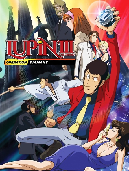 Lupin III : Opération Diamant