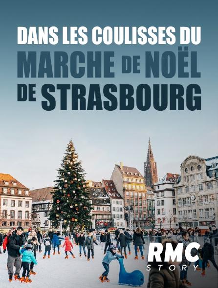 RMC Story - Dans les coulisses du marché de Noël de Strasbourg