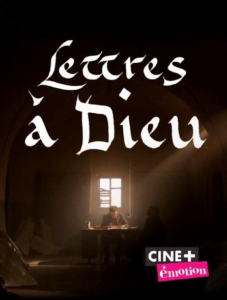 Ciné+ Emotion - Lettres à Dieu