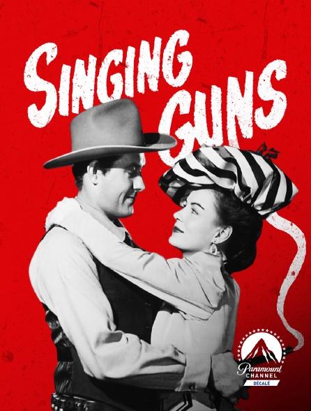 Paramount Channel Décalé - Singing Guns