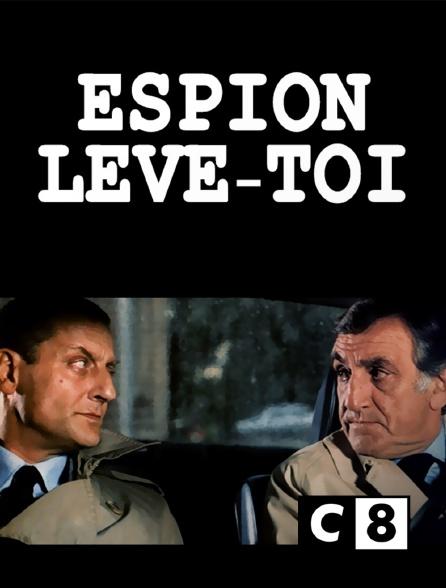 C8 - Espion, lève-toi