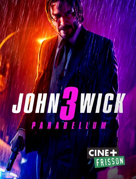 Ciné+ Frisson - John Wick Parabellum
