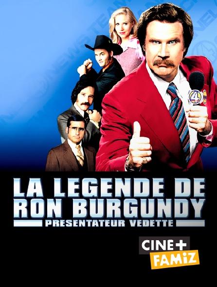 Ciné+ Famiz - La légende de Ron Burgundy, présentateur-vedette