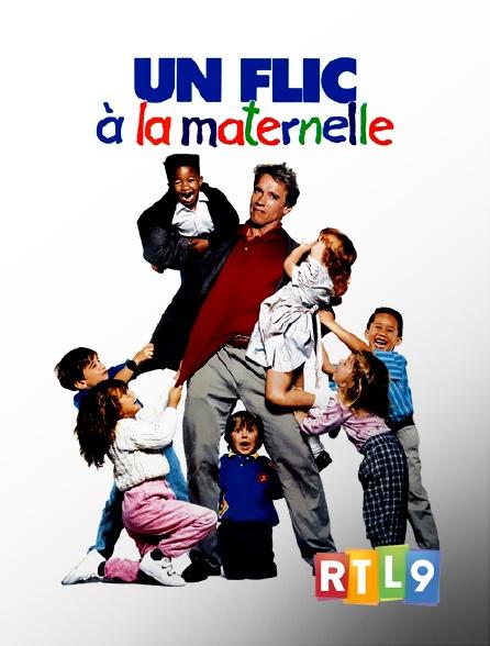 RTL 9 - Un flic à la maternelle