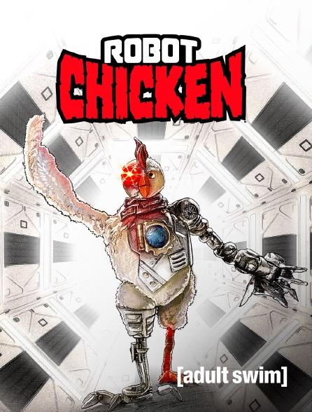 Adult Swim - Robot Chicken