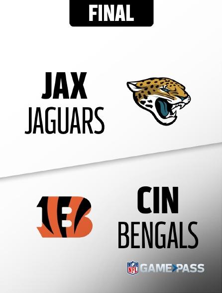 NFL 04 - Jaguars - Bengals