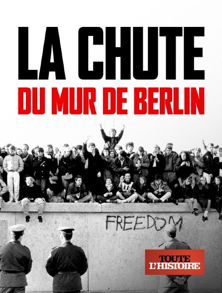 Toute l'histoire - La chute du mur de Berlin