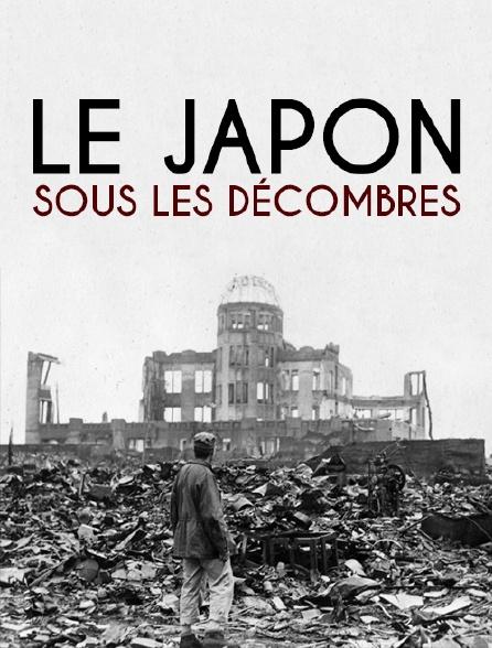 Le Japon sous les décombres