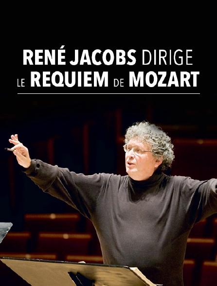 René Jacobs dirige le Requiem de Mozart
