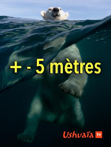 Ushuaïa TV - + - 5 mètres