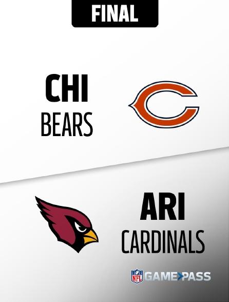 NFL 09 - Bears - Cardinals en replay