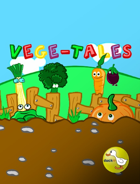 Duck TV - Vege-tales