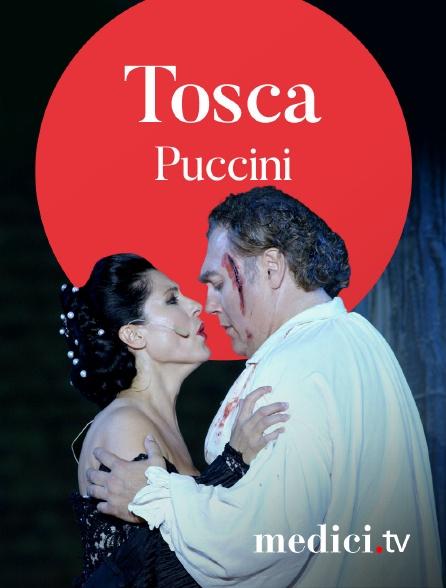 Medici - Puccini, Tosca - Nicolas Joel, Daniel Oren - Svetla Vassileva, Gustavo Porta, Sergey Murzaev - Désert de Masada, Israël