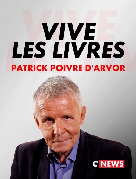 CNEWS - Vive les livres !