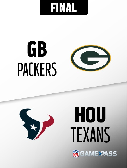 NFL 05 - Packers - Texans en replay