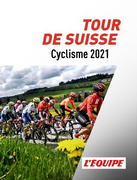 L'Equipe - Tour de Suisse 2021