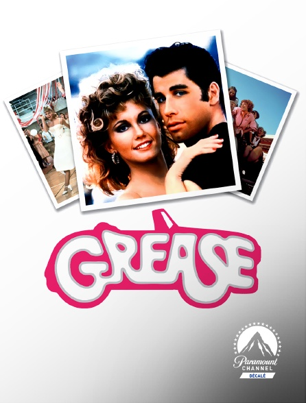 Paramount Channel Décalé - Grease