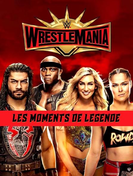 WrestleMania : les moments de légende