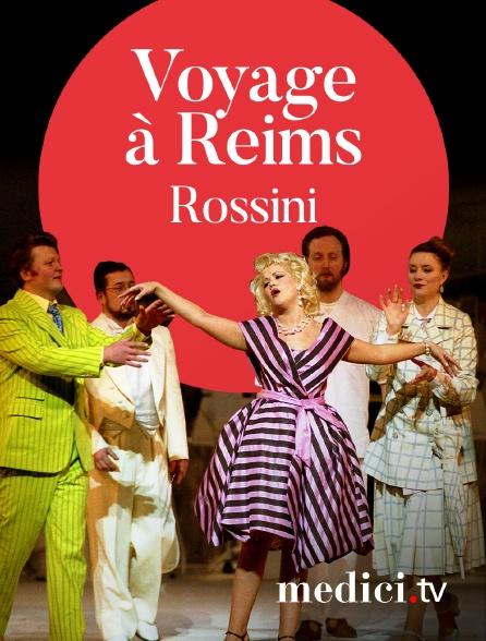 Medici - Rossini, Voyage à Reims - Valery Gergiev, Alain Maratrat - Irma Guigolachvili, Elena Sommer, Orchestre du Théâtre Mariinsky - Théâtre du Châtelet