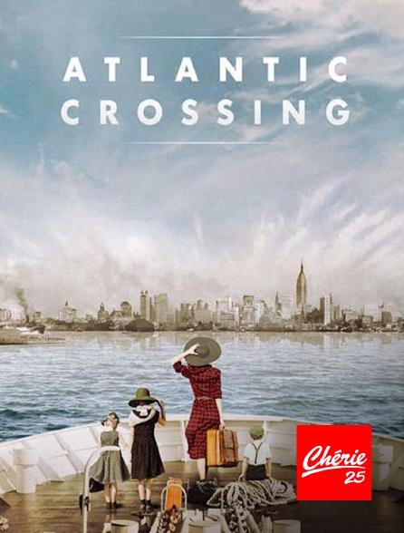 Chérie 25 - Atlantic Crossing