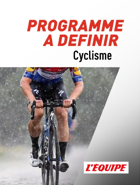 L'Equipe - Cyclisme