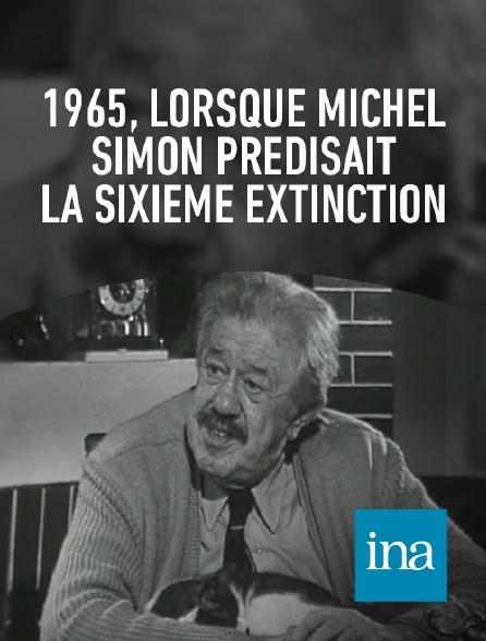 INA - Michel Simon : la disparition des animaux