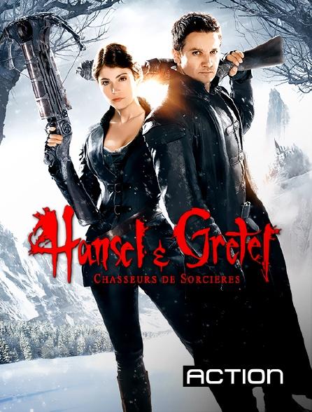 Action - Hansel et Gretel : chasseurs de sorcières