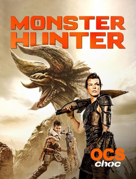 OCS Choc - Monster Hunter